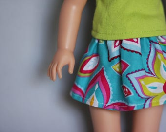 14 inch American Girl Doll Wellie Wisher Outfit