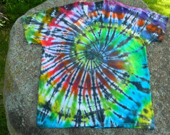 Adult tie dyed tshirt