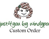 just4you Colleen - Custom Stickers and Business Cards