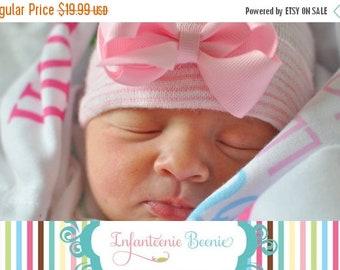 SALE 25% OFF NEWBORN Beanie, newborn girl, newborn girl beanie, newborn beenie, newborn hat, Baby girl hat, newborn girl hat, newborn hospit