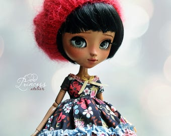 WILD SPRING FLOWERS Blythe/Pullip Dress By Odd Princess Atelier, New Collection