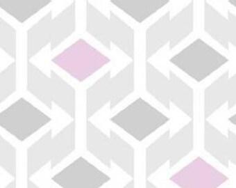 Fat Quarter --Harper Diamonds -- Concord House -100% Cotton Fabric