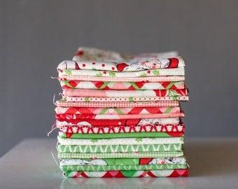 PRESALE - Swell Christmas - Fat Quarter Bundle - Urban Chiks for Moda - SWELL_FQ