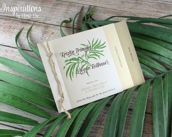 Wedding Programs, Wedding Booklets, Ceremony Programs