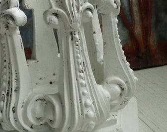 Ornate  Crown Detail Candle Stand/Decoration/Pedestal
