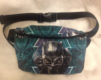 Panther Protector Fanny Pack