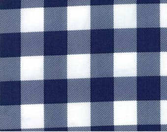 Buffalo Check Nautical 8656 45 by Moda