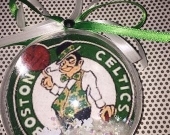 Boston Celtics ornament