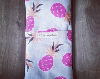 Pineapple Yoga Eye Pillow with Lavender