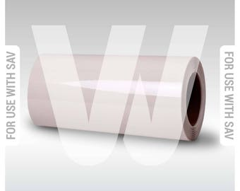 Transfer Tape - For Our Oracal 651/631 Self Adhesive Vinyl (SAV) Craft Sheets