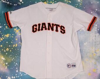 New York GIANTS Football Majestic  Sports Jersey Size XL