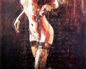 Man Hoi-Angel, Apparition 6-1997 Poster