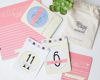 Modern Girl Baby Milestone Cards. Girl Baby Milestone Cards. Baby Milestone Stickers. Baby Monthly Milestone. Baby Monthly Chalkboard.