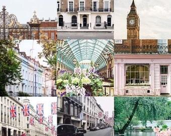 Geschenk fur london reise