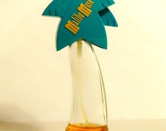 Vintage 1980s Malibu Musk by Parfums de Coeur 0.5 oz Cologne Spray Clearance PERFUME
