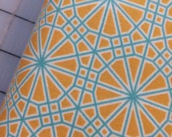 HALF YARD cut of Joel Dewberry -  Botanique - Web in Butternut - PWJD081