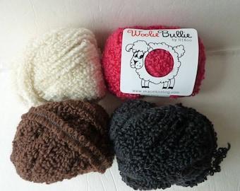 Yarn Sale Woolie Bullie by HiKoo by Skacel