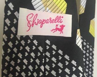 Vintage Schiaparelli Tie