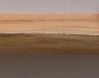 Small Live edge shelf no. 201