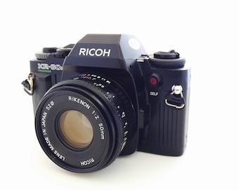 Ricoh KR-30SP Program w/50mm f2