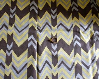 Style vintage cotton fabric