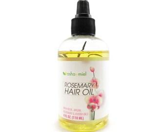 Rosemary Hair Oil, Hair Growth, Argan oil Hair Serum, Herbal Hair Oil, Hot Oil Treatment, Essential Oil