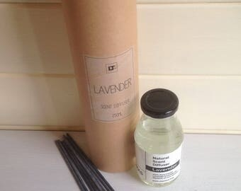 Lavender Scent Diffuser Room Perfume