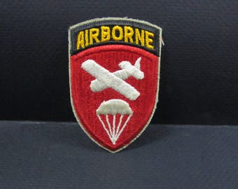 US Army Airborne Command patch
