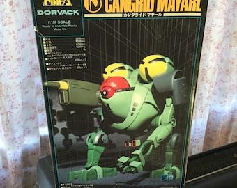 Dorvack 23 Idelian Cangrid Mayarl model kit