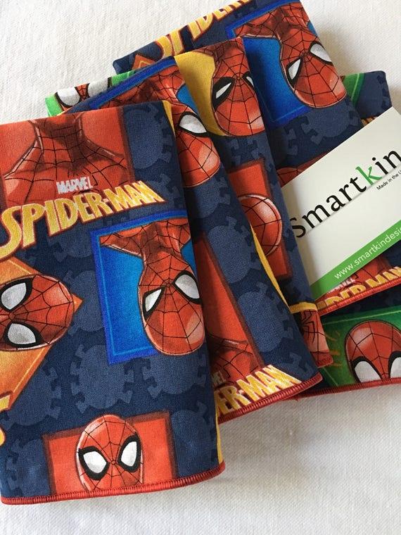 Smartkin Spider Man Napkin