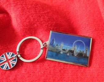 London England key chain