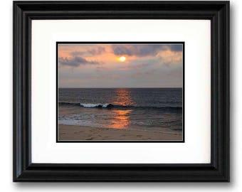 Lavallette Golden Sunrise
