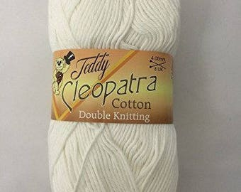 Teddy Cleopatra Craft Cotton Yarn