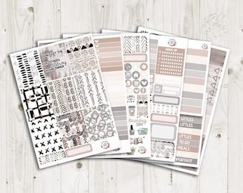 Peace Vertical Weekly Kit - ECLP, TN, Personal, Happy Planner Stickers
