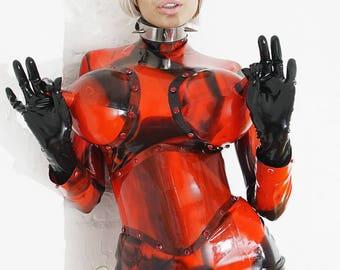 Inflate Mega Boob dress