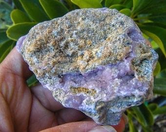 Authentic Rare Smithsonite Crystal, Pink Smithsonite Gemstone, Stone, Unique, Beautiful Smithsonite, Rough, Raw, Natural, Unique, Large Gem