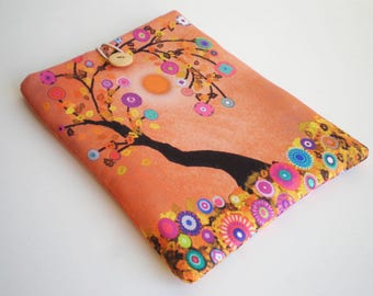 Tablet case, iPad case, iPad Air sleeve, Tree of life, Galaxy Tab sleeve, iPad sleeve, eReader case, Tablet sleeve, iPad sleeve, Kindle case
