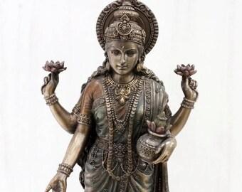 Lakshmi- the goddess of abundance, wealth and happiness