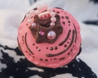 Sweet Lolita Macaron Ring 4
