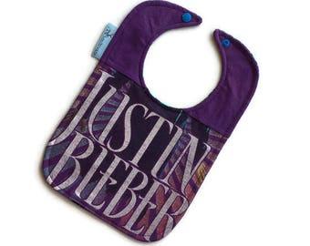 Justin Bieber Bib Baby Shower Gift