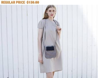 Sale, Light Gray Clutch, Women Leather Bag, Small Bag, Mini Shoulder Bag, Women Purse, Gray Finchley