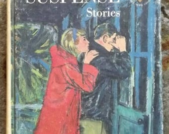 The American Girl Book of Mystery and Suspense Stories 1964