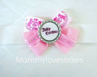 Juicy Couture Pink Headband