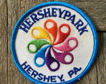 Hersheypark Hershey, PA Souvenir Travel Patch