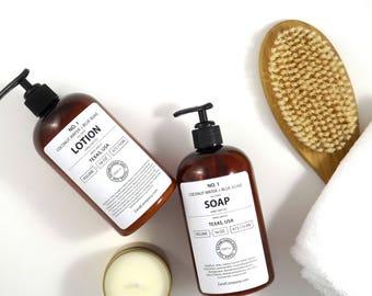 Soap Liquid All Over Soap 16 oz. Body Wash And Liquid Soap
