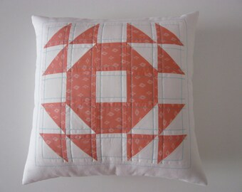 """Misses"" patchwork Cushion cover"