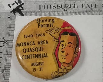 10% OFF 3 day sale Monaca Area  Quasqui centennial  1840-1965