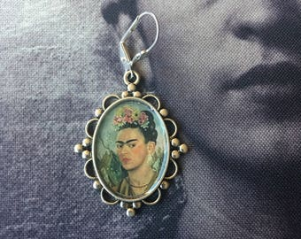 For the love of Frida earrings collection
