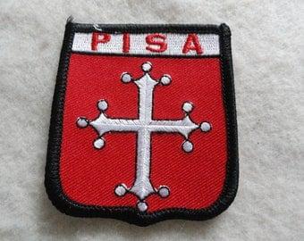 Pisa Italy    Patch