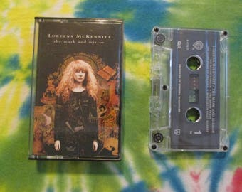 Loreena McKennitt The Mask And Mirror Cassette Tape